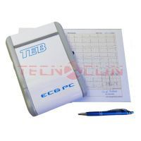 Eletrocardiógrafo Digital ECG-PC TEB